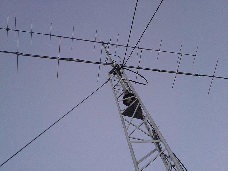 Anteny VHF - 2m