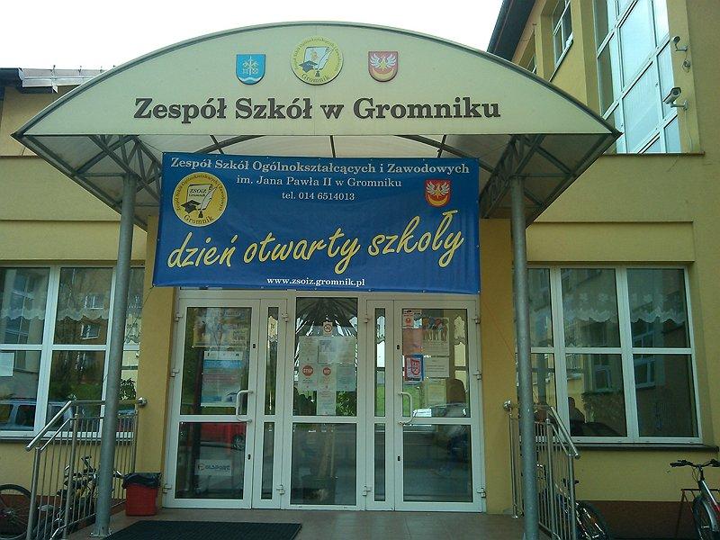 ZSOiZ w Gromniku