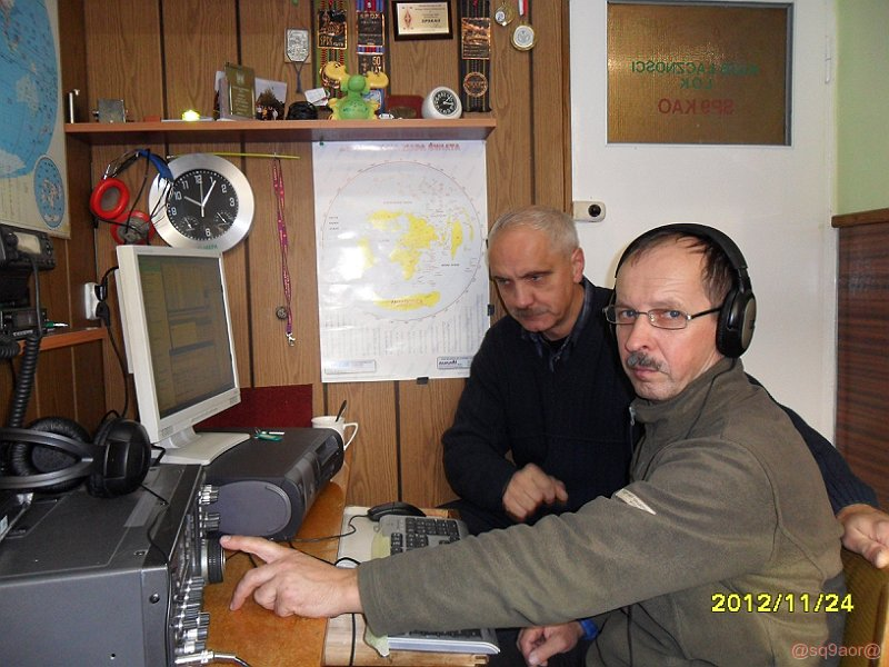 CQ WW DX Contest 2012