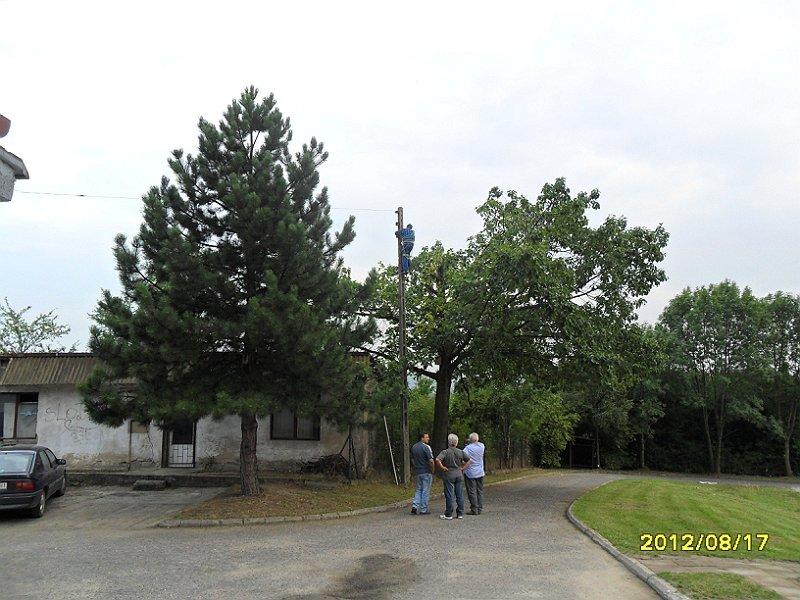 Nowa antena, 2 el. QQ