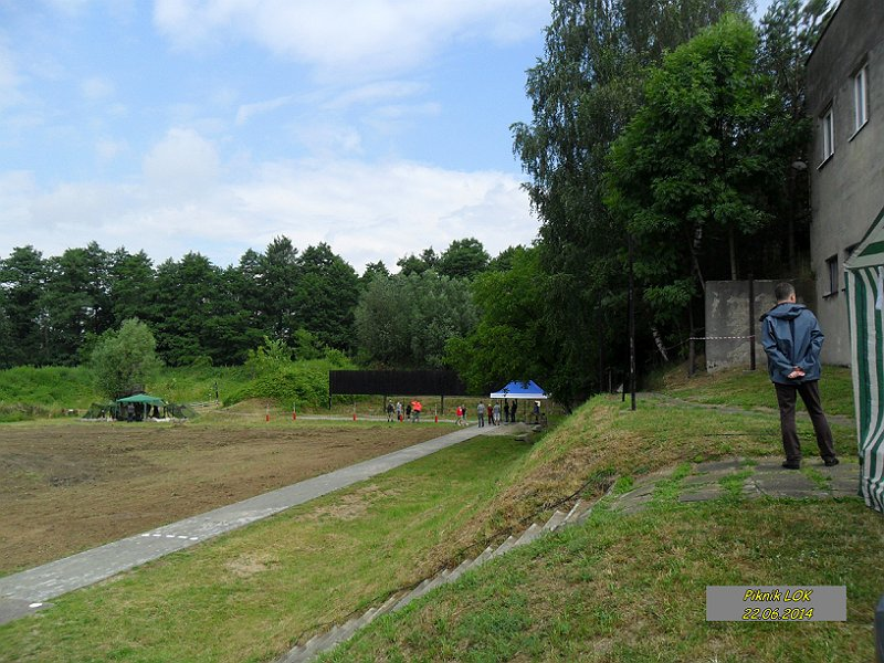 Piknik rodzinny LOK - czerwiec 2014