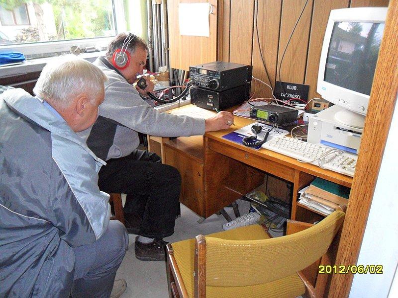 Remont pomieszczeń radiostacji - 2011/2012r